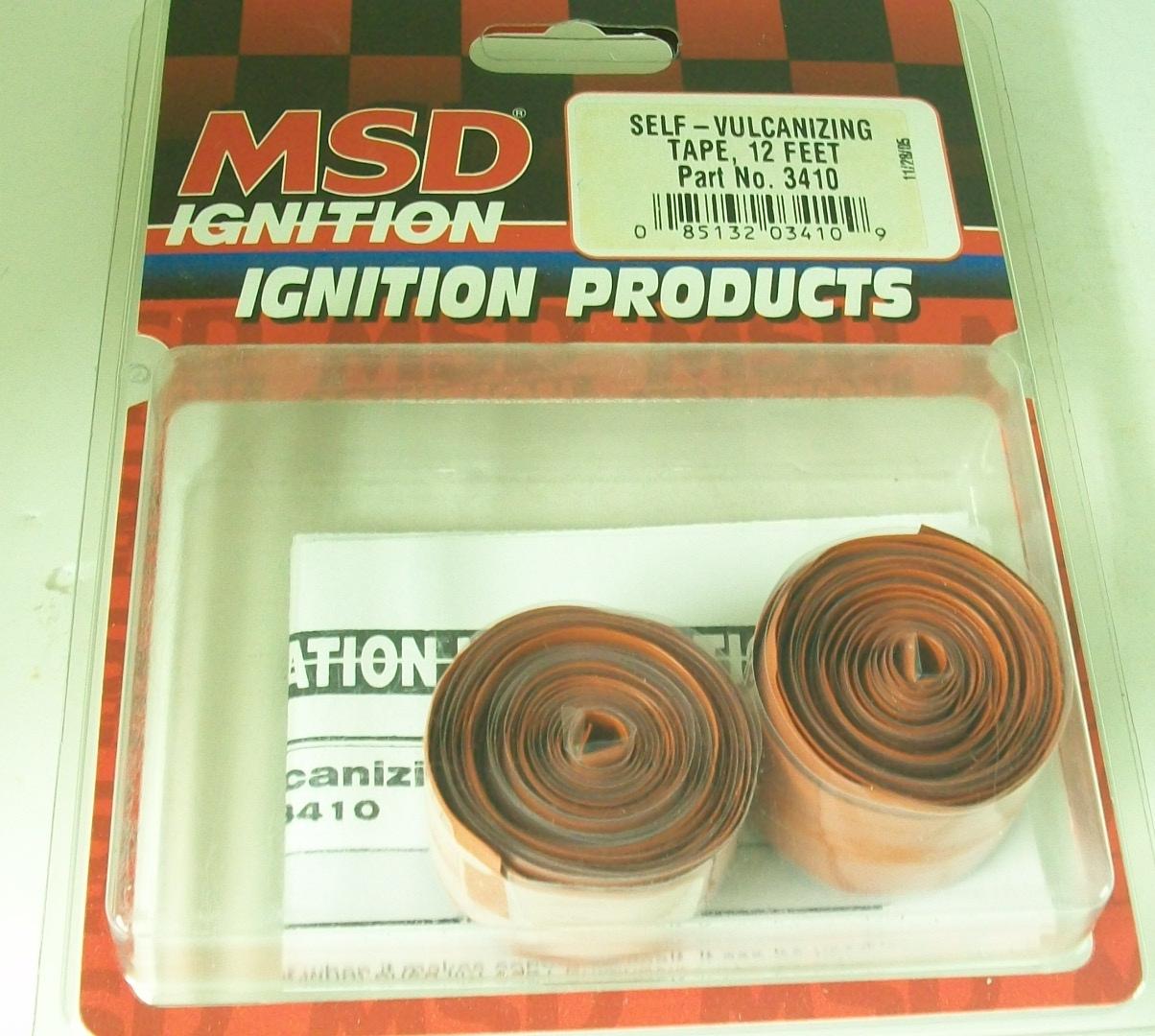 MSD Ignition 3410 Self Vulcanizing Tape